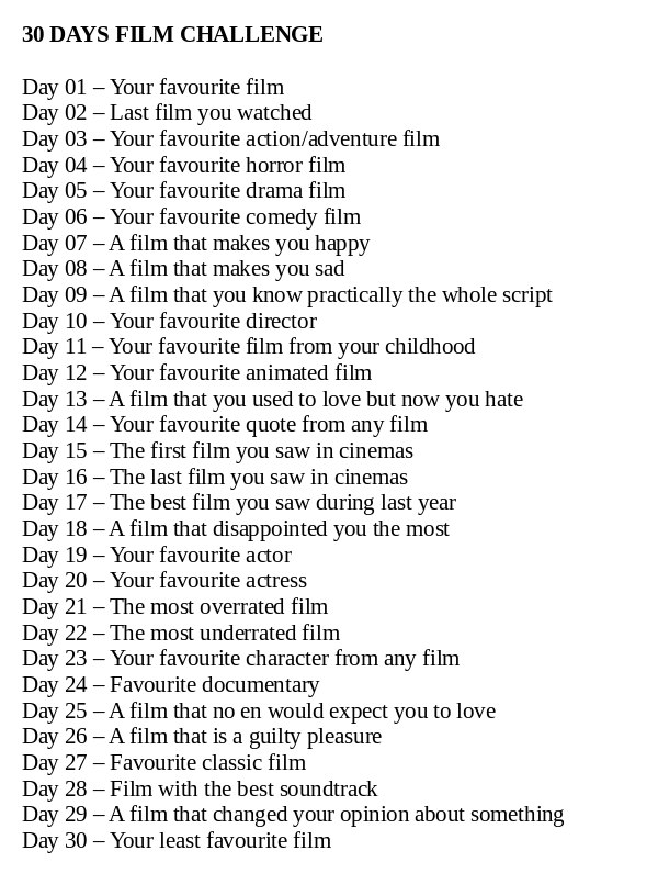 30-day-movie-challenge